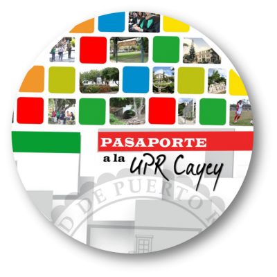 Imagen representativa de la actividad Casa Abierta UPR Cayey con título Pasaporte a la UPR Cayey