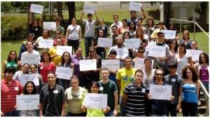 Foto de estudiantes participantes del Programa RISE
