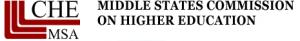 Imagen representativa al enlace del Middle States Commission on Higher Education