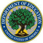 Sello del Departamento de Educación Federal
