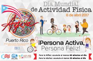 Promoción a la Actividad Día Mundial de Actividad Física