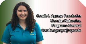 Imagen tutor Coralis Aguayo
