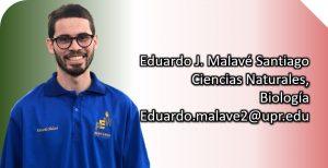 Imagen tutor Eduardo Malave
