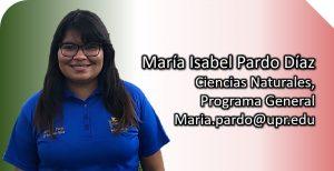 Imagen tutor María Pardo