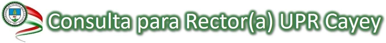 Imgen representativa a la área de Consulta pra Rector(a)
