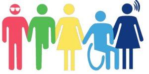 Imagen relacionada a Igualdad con personas de necesidades especiales