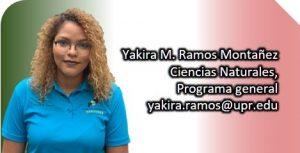 Imagen representativa a la información de Yakira M. Ramos Montañez