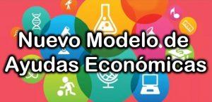 Imagen del enlace a la información sobre Nuevo Modelo de Ayudas Económicas