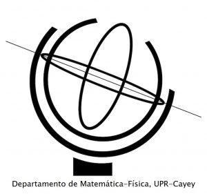 Logo del Departamento de Matemática-Física, UPR Cayey