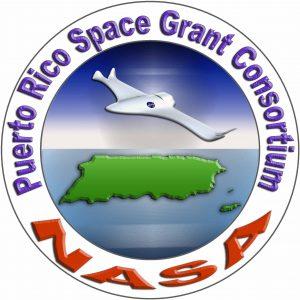 Logo de Puerto Rico Space Grant Consortium (NASA)