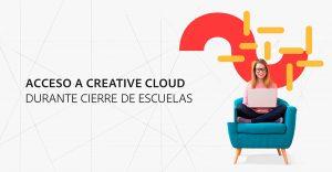 Promoción de Adobe ha Acceso a Creative Cloud