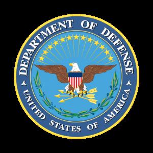 Logo del Departamento de Defensa