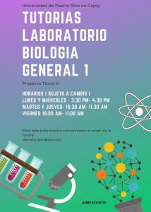 Imagen de Publicidada Laura Rabelo Tutora Cálculo I Publicidad Institucional CAETV